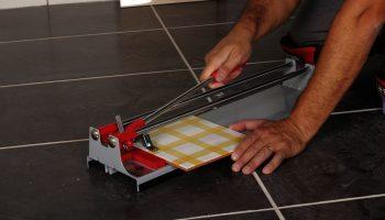 Как научиться резать плитку по диагонали самостоятельно