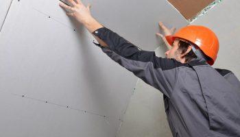 Как избежать деформации гипсокартора в процессе монтажа