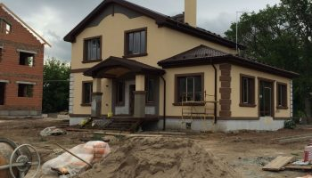 Строительство коттеджей — полные этапы строительства