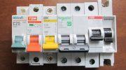 Дифференциальные автоматические выключатели ABB: назначение и применение