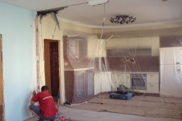 Снос стены в панельном доме