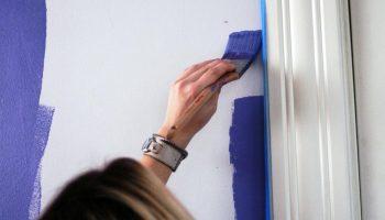 Что делать если кисточка мажет и капает краской