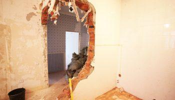 Снос стен и перегородок в квартире — основные правила