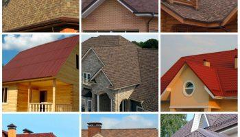 Чем лучше покрыть крышу дома: выбираем кровельный материал
