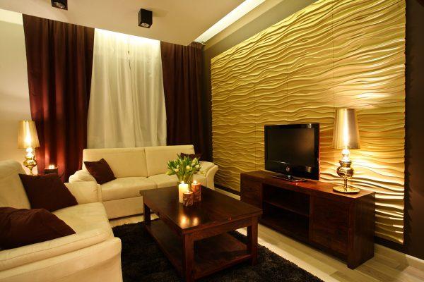 Фото декоративных панелей в квартире