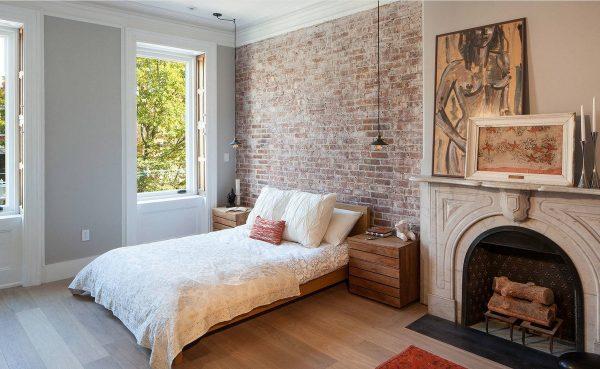Фото плитки в спальне