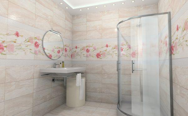 Фото пластиковых панелей в ванной
