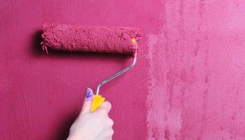 Почему нельзя покрасить новым слоем старую масляную краску