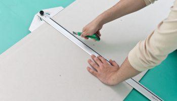Как делать фигурную гибкую ГВЛ без специального инструмента