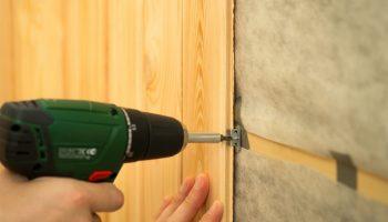 Как крепить стеновые панели МДФ к стене — способы крепежа