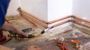 Какие ошибки допускают жильцы при самостоятельной пайке труб отопления