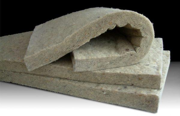 Каменная минеральная вата