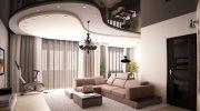 Какой потолок подойдет лучше всего, если в доме низкая высота стен