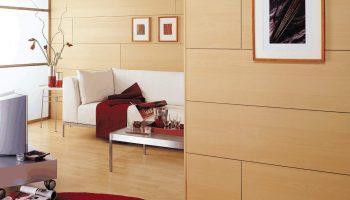 Основные виды МДФ панелей для стен и использование в интерьере