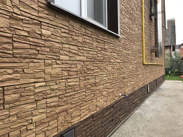 Фото фасадных панелей