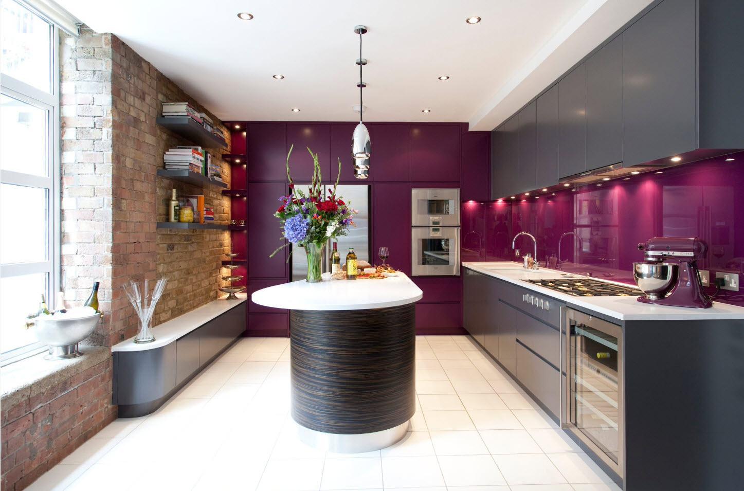 лишь кухни фото цветовые решения стен необходимо будет подготовить