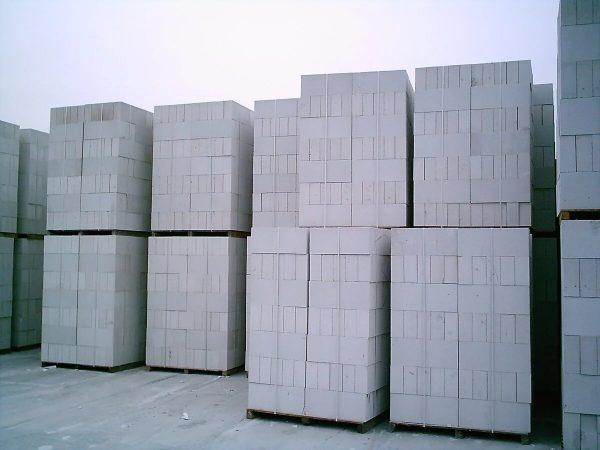 Фото газобетонных блоков
