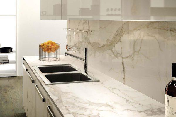 Фото гранита на кухне