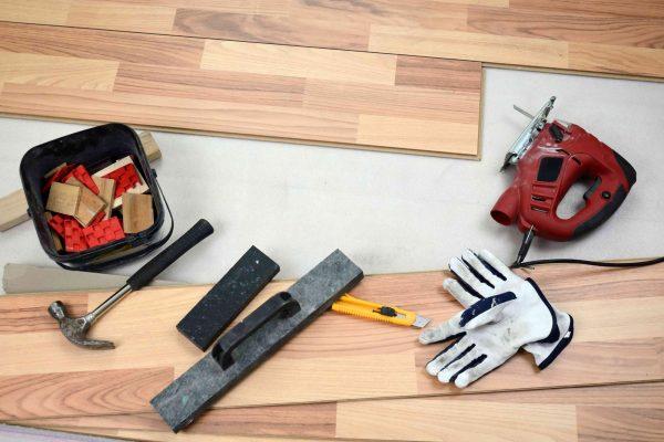 Инструменты для ламината