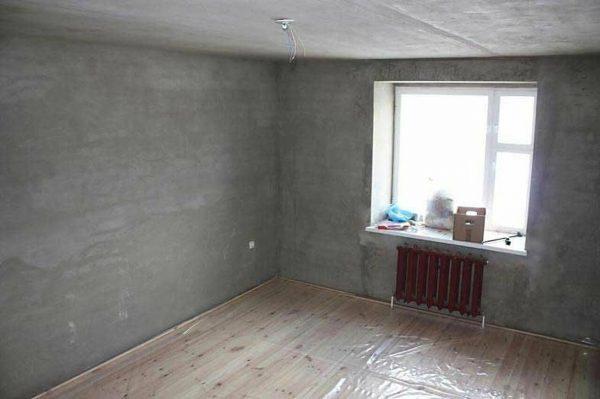 Фото квартиры без ремонта