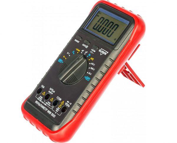 Мультиметр Elitech D 100