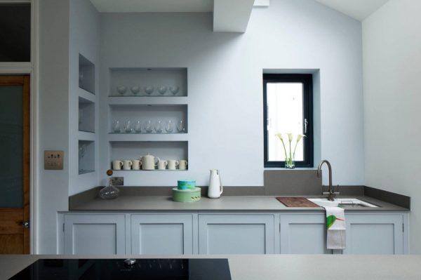 Фото ниши на кухне