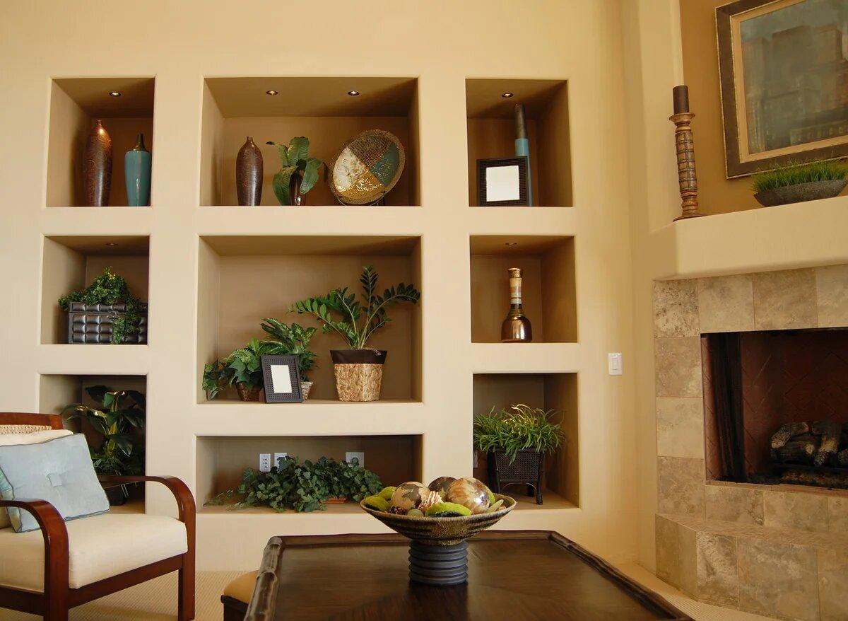 оазисом декор ниши в стене фото лепре отличный пост