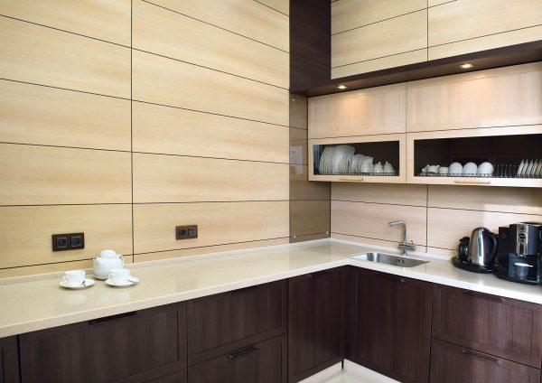 Фото панелей МДФ на кухне