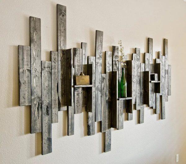 Панно деревянное