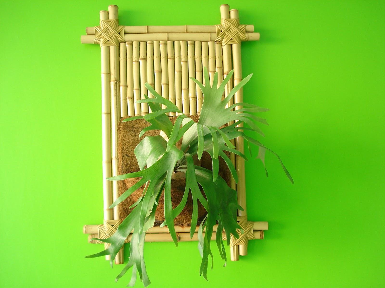 картины из бамбука своими руками фото повышения влажности