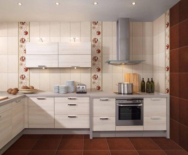 Пластиковые панели на кухне