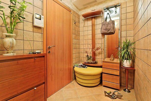 Фото плитки в коридоре
