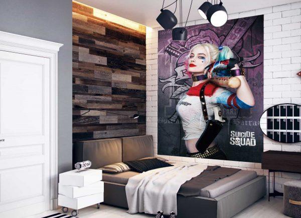 Постер в комнате подростка