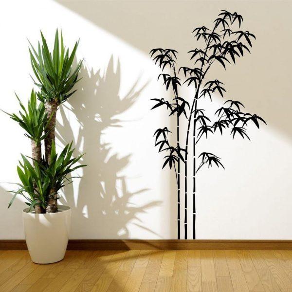 Рисунок бамбук