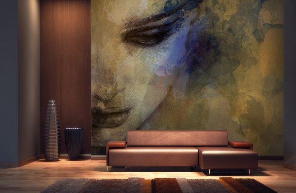 Фото росписи стен