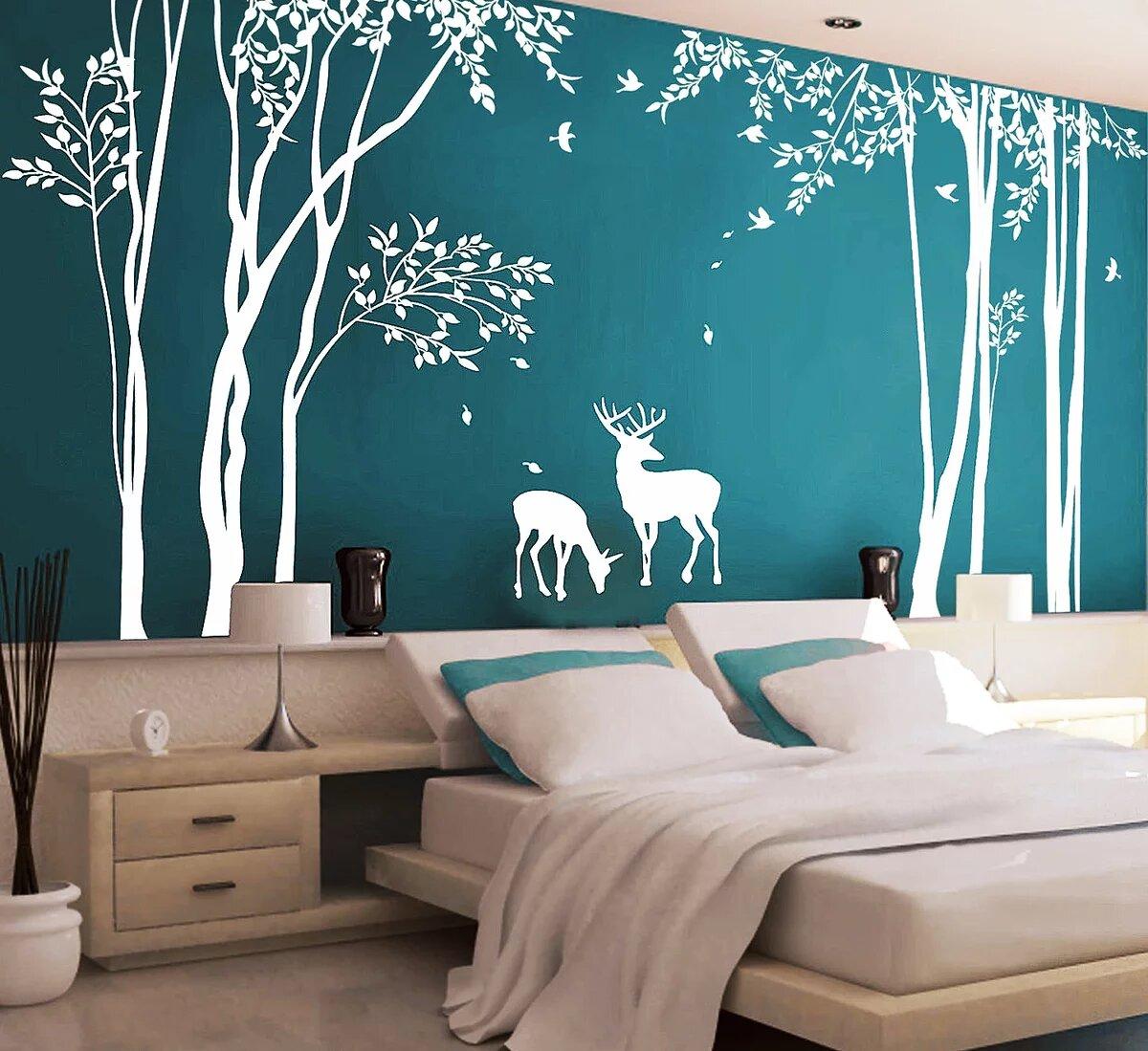 Рисунок для покраски стен