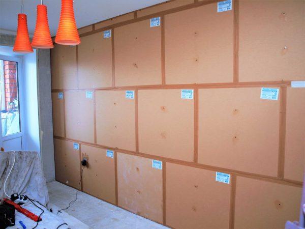 Звукоизоляция для стен