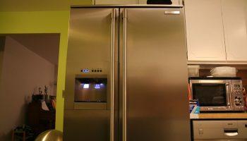 Как вместить холодильник на кухне в 12 кв метров