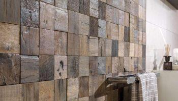 Почему деревянная мозаика набирает популярность и где ее уместно установить дома