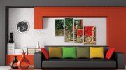 5 секретов верной установки модульных картин для украшения квартиры