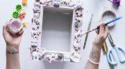 Как самостоятельно сделать рамки для картин и фотографии и украсить ими дом — пошаговая инструкция сборки