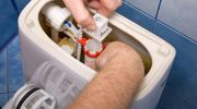 Как легко заменить механизм слива в бачке унитаза своими руками