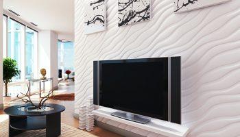 Какие бывают виды панелей для отделки стен внутри помещения