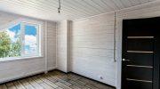 Чем лучше обшить стены внутри каркасного и деревянного дома