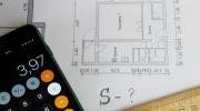 Как посчитать площадь стен комнаты в квадратных метрах — формулы