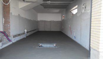 Какая должна быть стяжка на полу гаража в загородном доме
