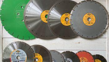 В чём разница между обычным диском для болгарки и алмазным