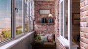 5 популярных отделочных материалов для отделки балкона