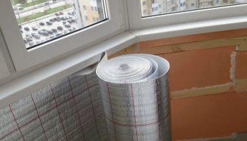 За какими нюансами нужно следить при проведении работ по утеплению балкона под ключ