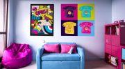 Красивые и интересные постеры на стену для интерьера